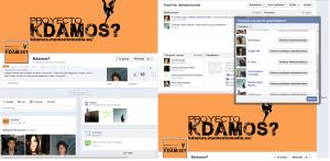 Facebook de Kdamos?