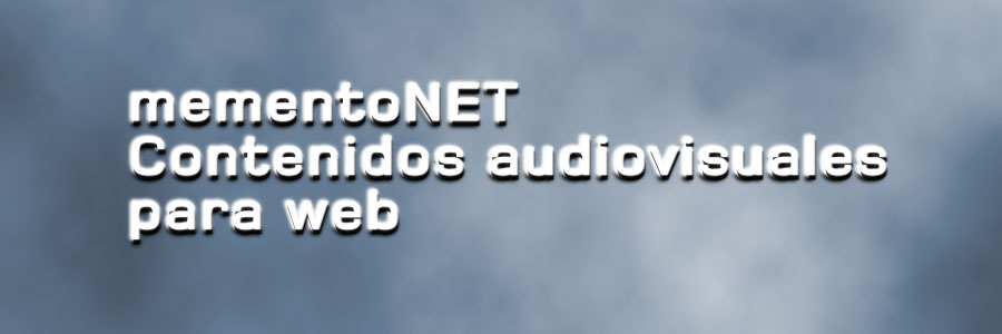 mementoNET productora de vídeo