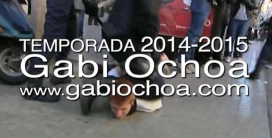 Vídeo Gabi Ochoa presentación temporada 2014-15