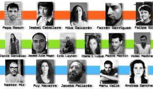 Creadores 2014 alumnos animación