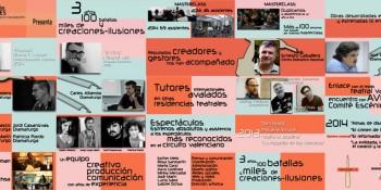 Promocional CREADORES 15 collage