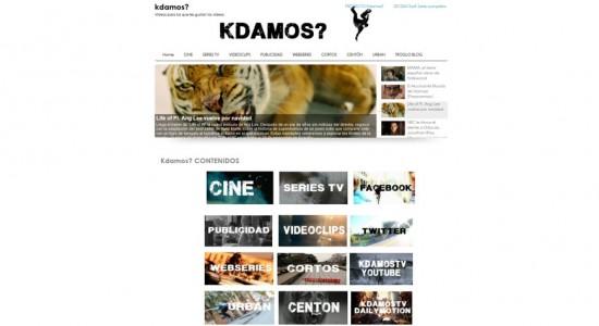 Web kdamos