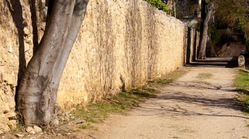 Monasterio de La Murta (localización)