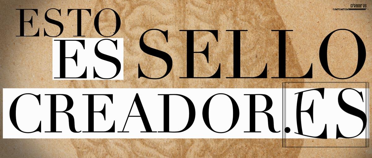 Motion graphic vídeo promocional CREADOR.ES 2016