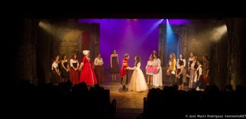 Final musical La Bella y la Bestia