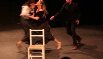 Belén Roig y Sandra Ferrández. Promocional ópera Carmen